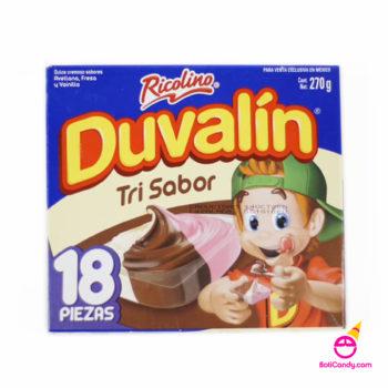 Duvalin Tri Sabor
