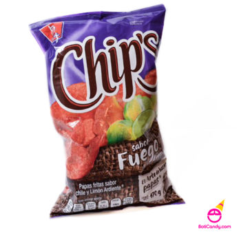 Chips Fire Taste (1.86oz)
