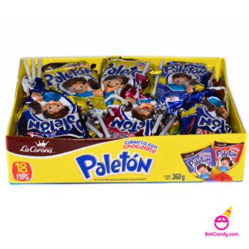 Paleton with Chocolate