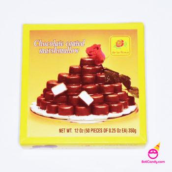 Chocolated Coated Marshmallow