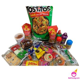 Party Package - 25 Candies and Snacks