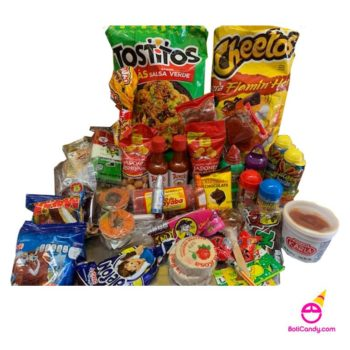 Family Package - 40 Candies and Snacks