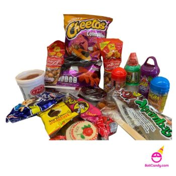 Individual Package - 18 Candies and Snacks